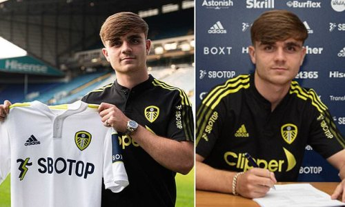 The 18-year-old midfielder, who snubbed the offer of fresh terms at Stamford Bridge, has agreed a deal in West Yorkshire through to 2024