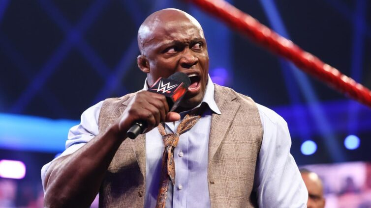 WWE Champion Bobby Lashley made a destructive statement en route to his title match against Kofi Kingston this Sunday at WWE Money in the Bank.