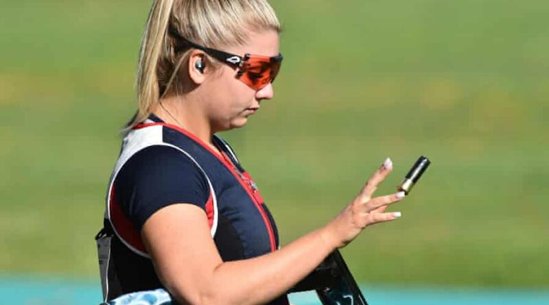 Tokyo Olympics: British medal hope Amber Hill withdraws after testing positive for Covid-19