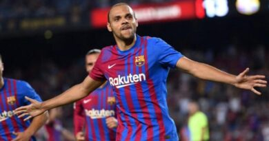 Barcelona began life without Lionel Messi by beating Real Sociedad in an entertaining La Liga opener.