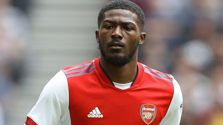 The Gunners star had been angered by the club's decision to reject a loan offer from Everton