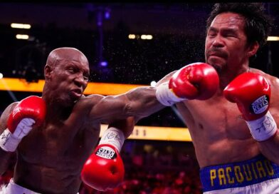 Manny Pacquiao loses to Yordenis Ugas