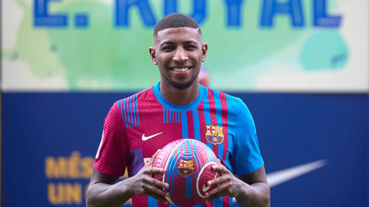 The Brazil international brings an end to his stay at Camp Nou to make the move to the Premier League as Spurs' latest recruit of the transfer window