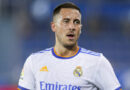 Hazard rubbishes reports of Real Madrid unrest as Belgian claims to be 'very happy at the club'