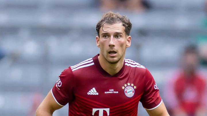 The Germany international midfielder was linked with Manchester United although has penned a five-year deal with the Bundesliga champions