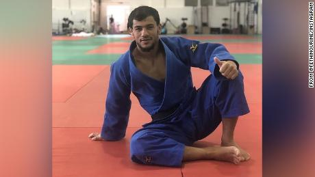 Tokyo Olympics: Algerian judoka Fethi Nourine and coach suspended for 10 years