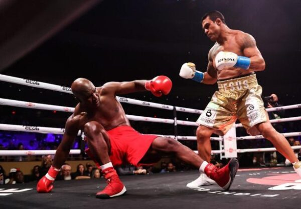 Boxing: Holyfield, Haye, Silva and Trump feature at Triller Fight Club event