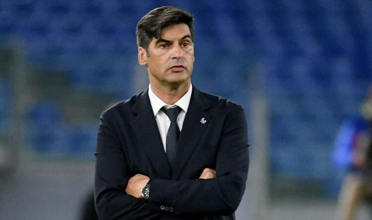 Fonseca claims disagreement with Paratici over attacking style cost him Tottenham job