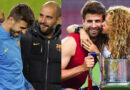 Pique's relationship with Guardiola 'changed' after he dated Shakira & Mourinho rivalry 'wore him out'