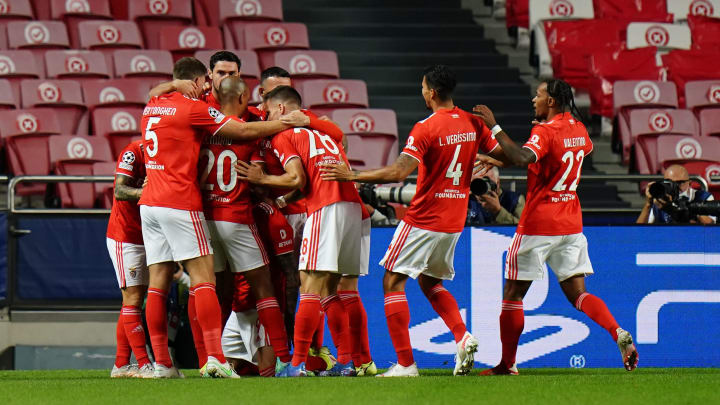 Benfica 3-0 Barcelona: More pressure on Ronald Koeman after Champions League defeat