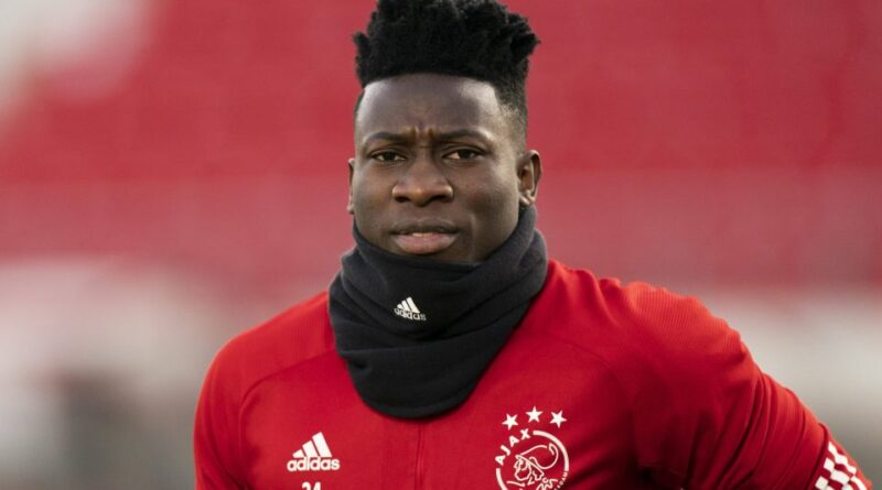 The Italian champions are one of many clubs queuing up to sign the Cameroon keeper from the Amsterdam club