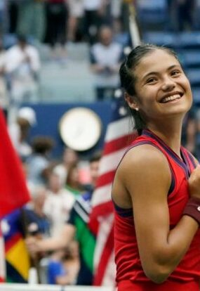 """The coach who guided Emma Raducanu to her astonishing US Open triumph says her mental strength is """"truly special""""."""