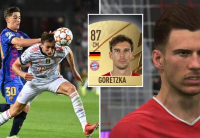 The Germany midfielder, who extended his contract this week, has made history in the popular video game series