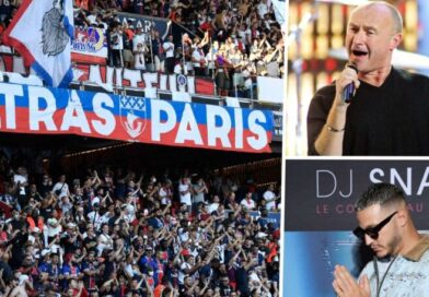 Phil Collins' 'Who Said I Would' returned as PSG's entrance music