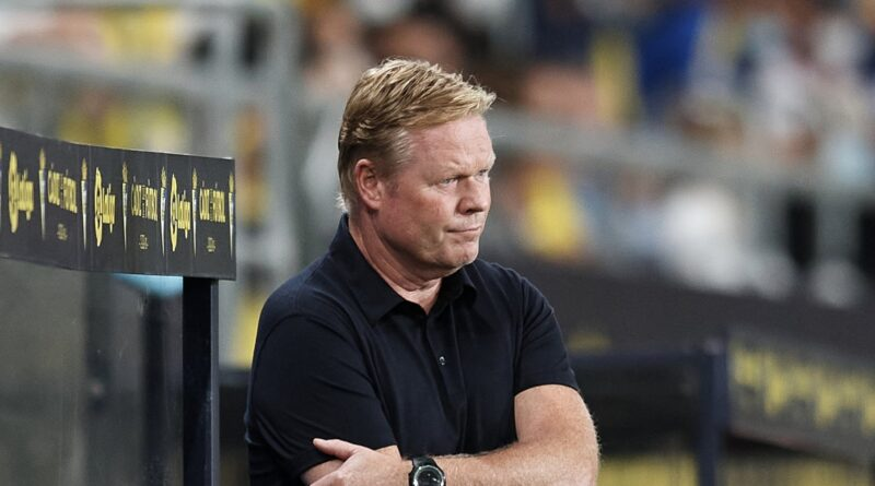 'Koeman will continue as Barcelona coach' - Laporta says Dutchman deserves time and confidence