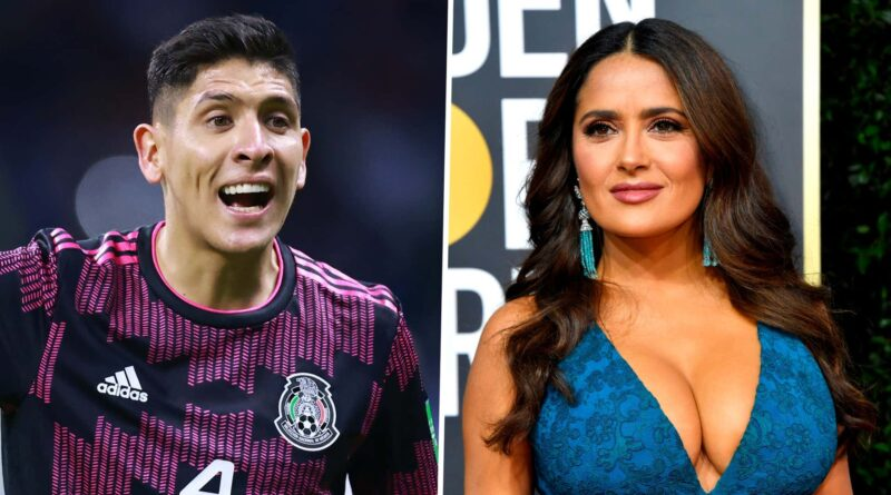 The famous actress reached out to her fellow Mexican to try to change his mind about turning down an offer from the Ligue 1 team