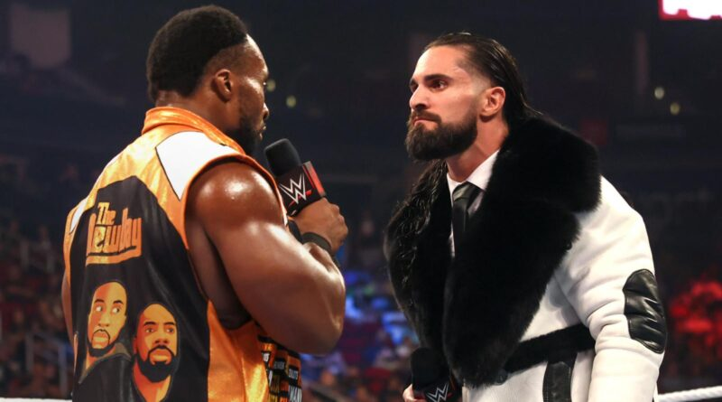 The new era of Raw began with a bang as Seth Rollins survived a brutal Fatal 4-Way Ladder Match against Rey Mysterio, Finn Bálor and Kevin Owens to earn a WWE Title opportunity