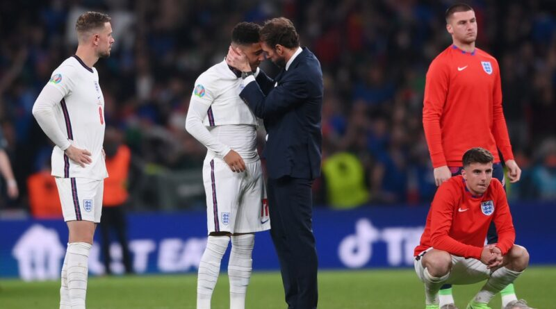The Three Lions have been punished by UEFA for fan behaviour this summer