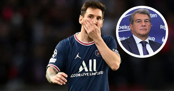 Lionel Messi: Barcelona president hoped 'he would play for free' before joining PSG